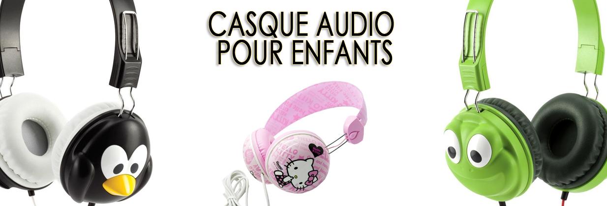 Les Meilleurs Casques Audio Pour Enfants Audiocasquefr