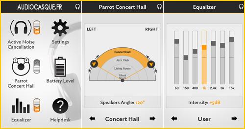 Parrot Audio Suite