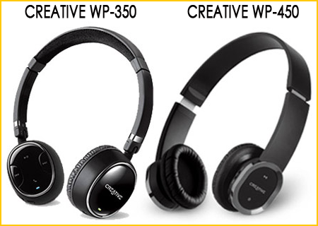 Casque Bluetooth Creative
