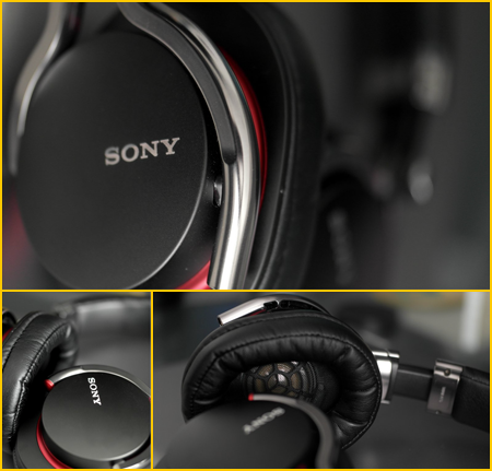 Casque Sony Filaire