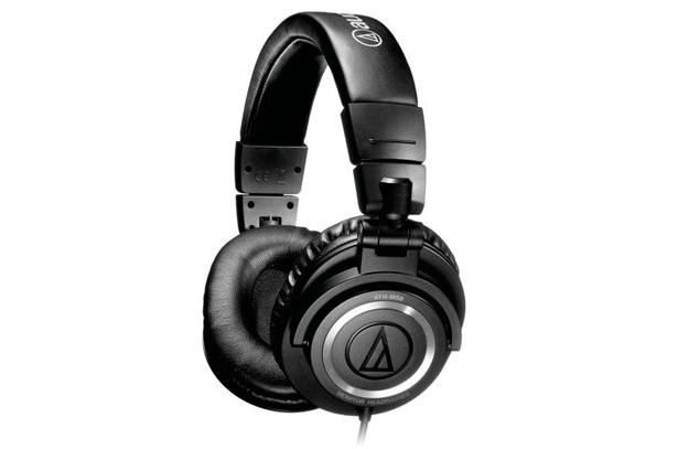 Avis casque Audio-Technica ATH M50