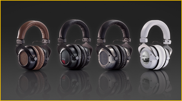 Casque audio confortable