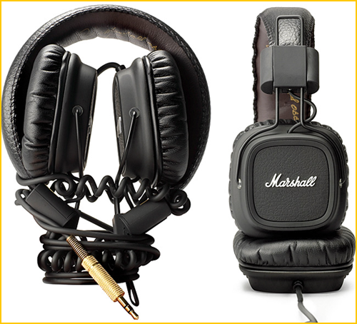 marshall major test complet casque performant avec isolation. Black Bedroom Furniture Sets. Home Design Ideas