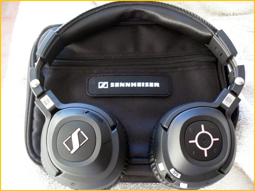 Casque Bluetooth Sennheiser 550 X