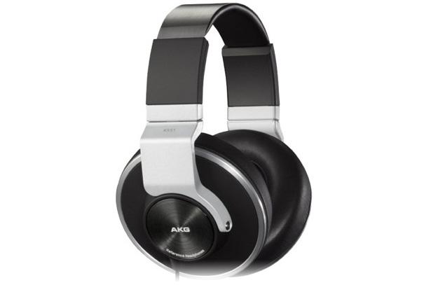 Avis sur le casque Hi-Fi AKG K551