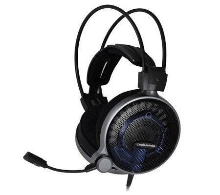 Casque gamer Audio-Technica