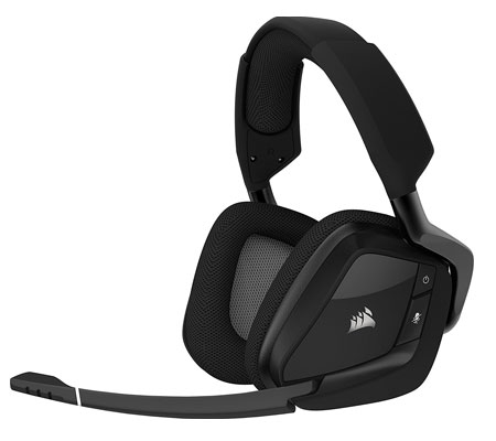 Corsair Void Wireless - Un casque gamer sans-fil à moins de 100€