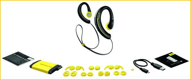 Ecouteurs Jabra Sport Wireless +