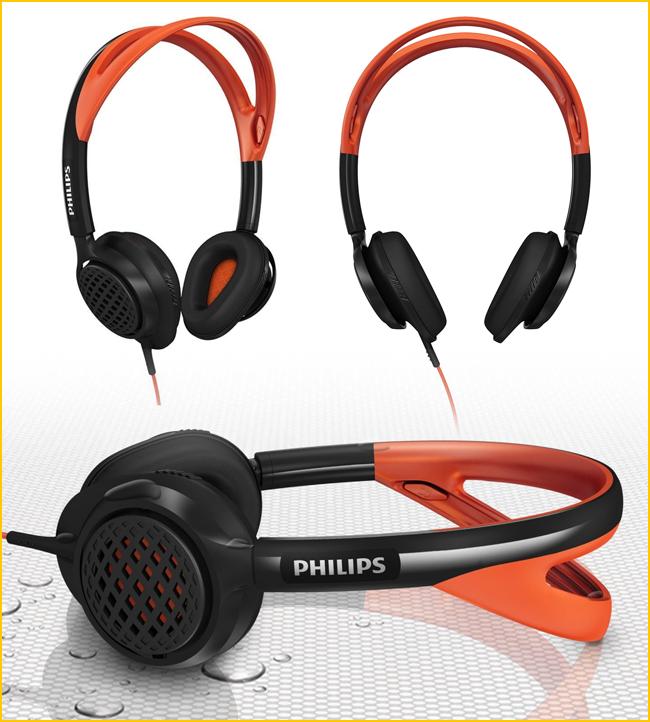 Philips SHQ5200 Casque Sport