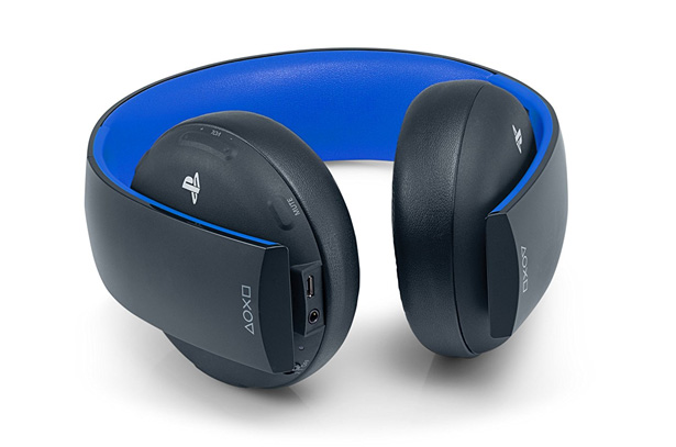 Sony PlayStation Gold Wireless : Test | Casque