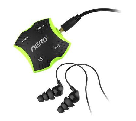 Lecteur MP3 étanche pour la natation