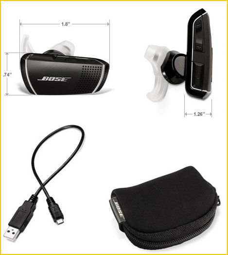 Oreillette Bluetooth Bose