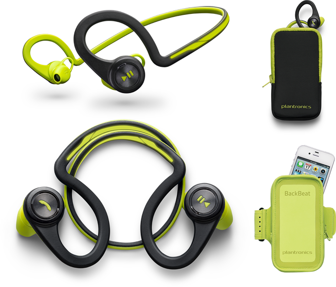 Plantronics BackBeat Fit : Test complet | Ecouteur Sport