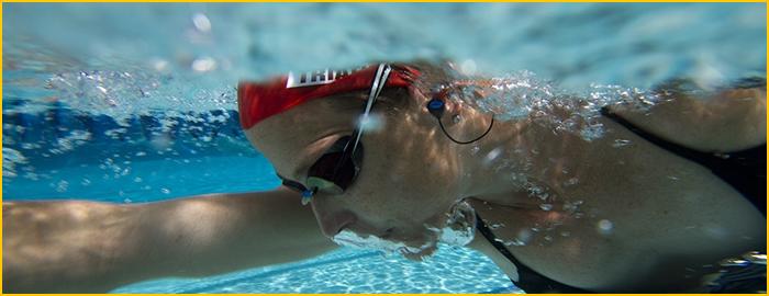 Ecouteurs natation