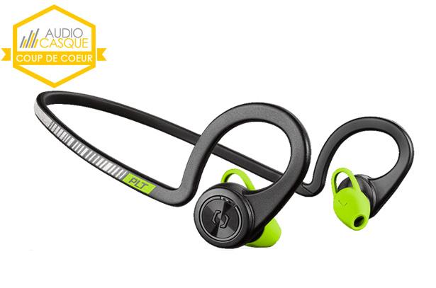 Avis Plantronics BackBeat Fit, les meilleurs écouteurs bluetooth pour sportifs