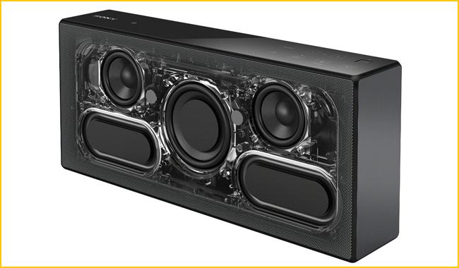 Enceinte Bluetooth Sony 2014