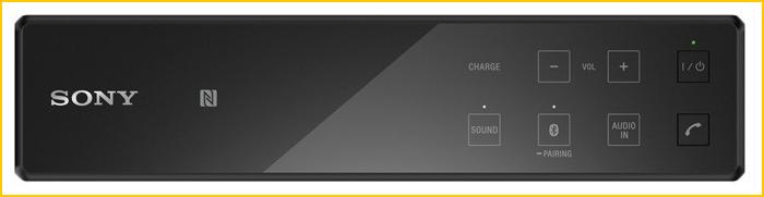 Enceinte Portable Sony
