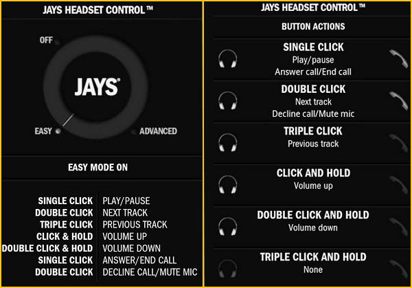 Jay Control App