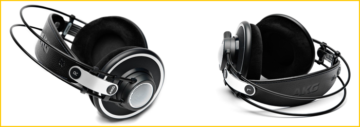 Casque HiFi Salon