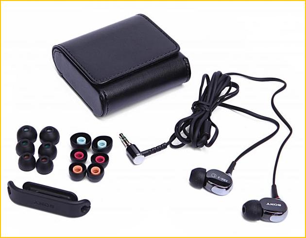 Ecouteurs Sony Armature XBA-3