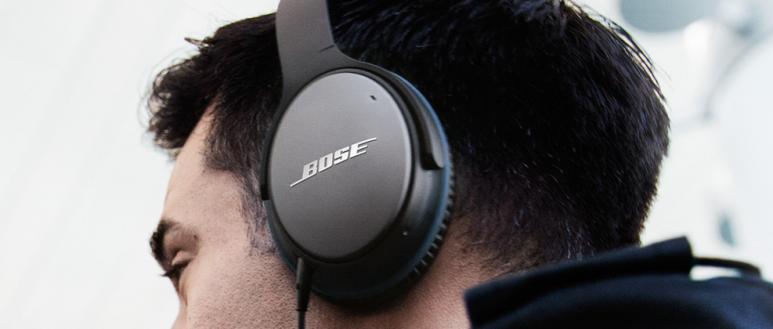 Bose QuietComfort 25 : Aperçu