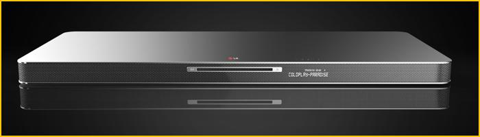 LG SoundPlate LAB540