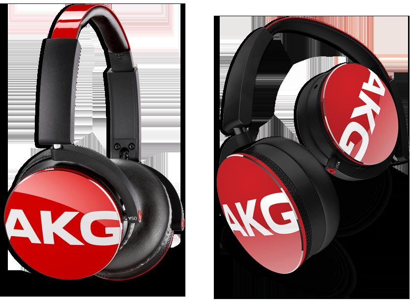 AKG Y50 Rouge
