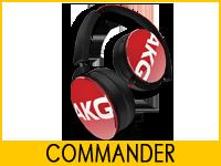 AKG Y50 Meilleur casque supra aural moins de 100€