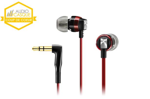 Test écouteurs Sennheiser Momentum In-Ear