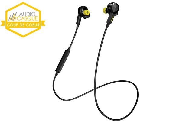 Test Jabra Sport Pulse, des écouteurs Bluetooth avec capteur cardio