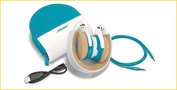 Casque Audio compact avec housse de transport