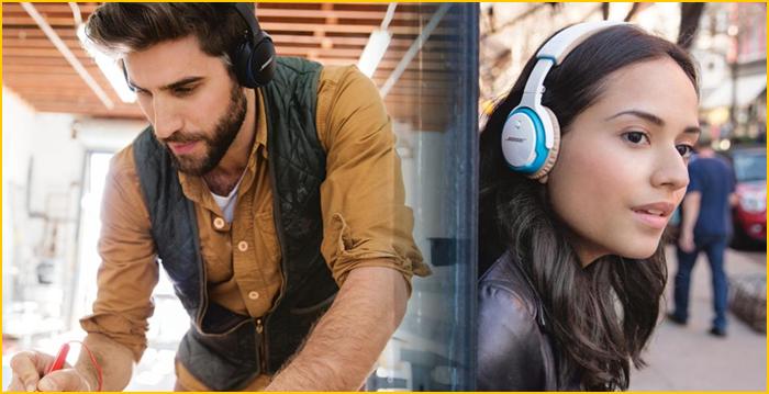 Casque Supra-Aural Bose SoundLik On-Ear