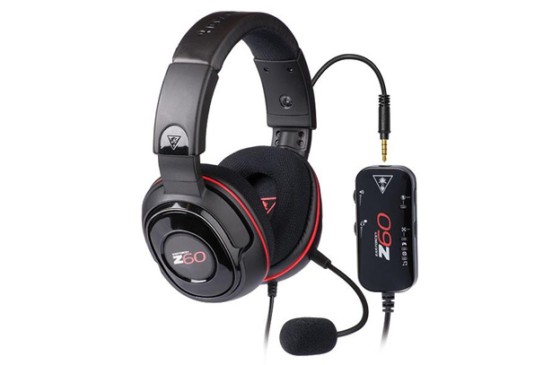 turtle beach z60 test enfin un 7 1 abordable sur pc. Black Bedroom Furniture Sets. Home Design Ideas