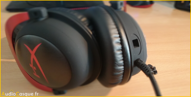 Nouveau casque Kingston HyperX