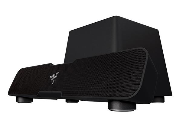 Avis sur la Razer Leviathan, une barre de son pour gamers
