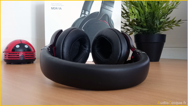 Casque filaire Sony MDR-1A