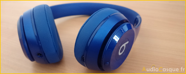 Casque nomade on-ear