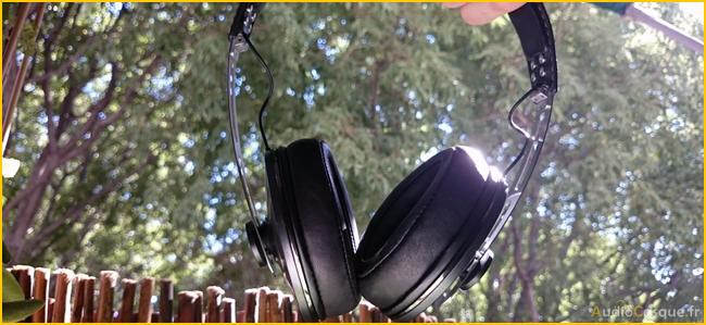Casque audio pour la ville