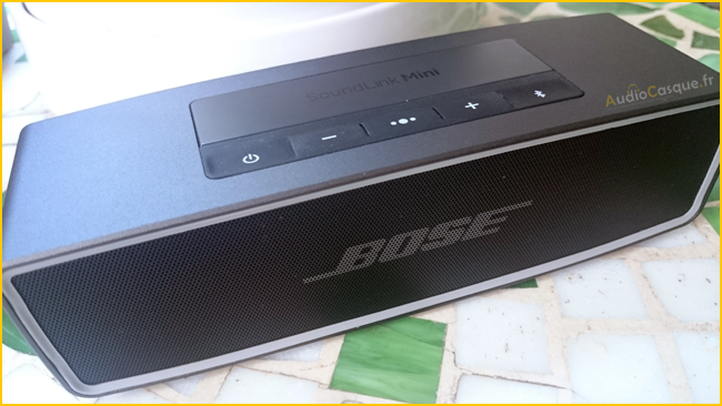 bose soundlink mini ii test quoi de neuf. Black Bedroom Furniture Sets. Home Design Ideas