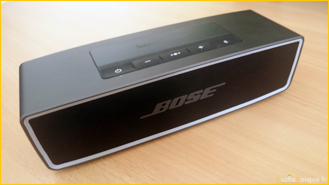 Nouvelle enceinte portable Bluetooth de Bose