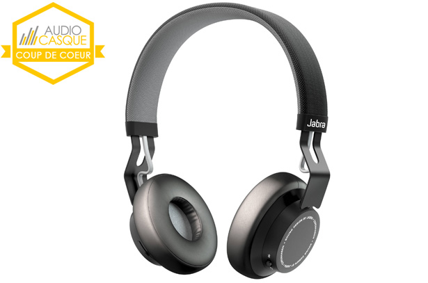Avis et test sur le casque Jabra Move Wireless