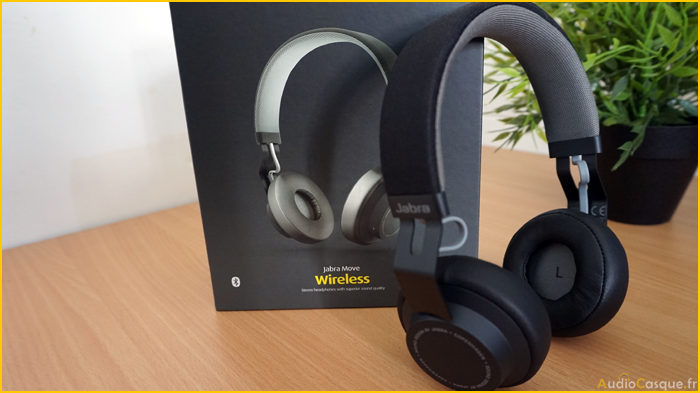 Essai du Jabra Move Wireless