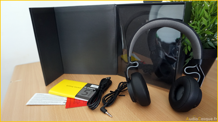 Unboxing Jabra Move Wireless