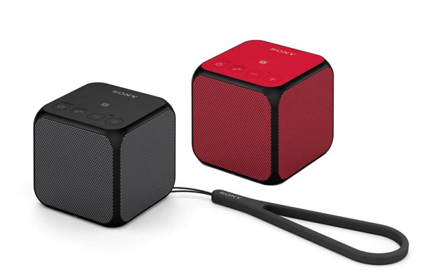 sony srs x11 test le petit cube sonore. Black Bedroom Furniture Sets. Home Design Ideas