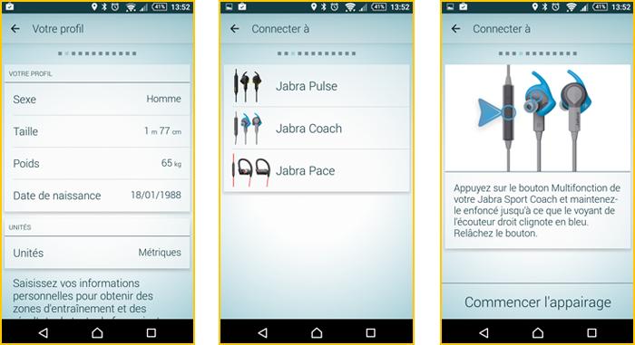 App Jabra Sport Life