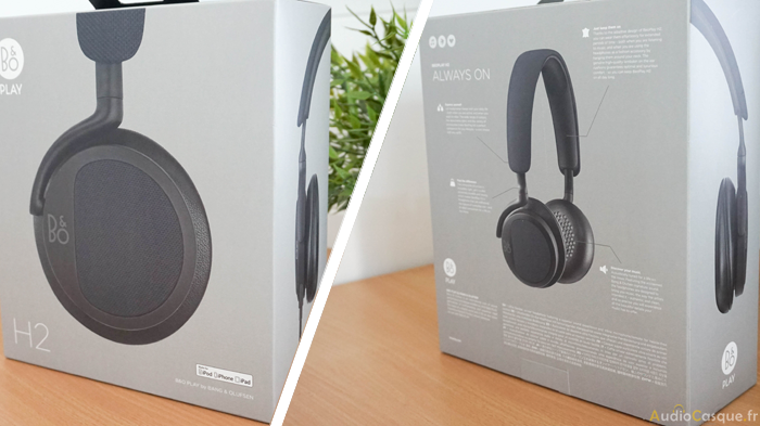 Boite BeoPlay H2