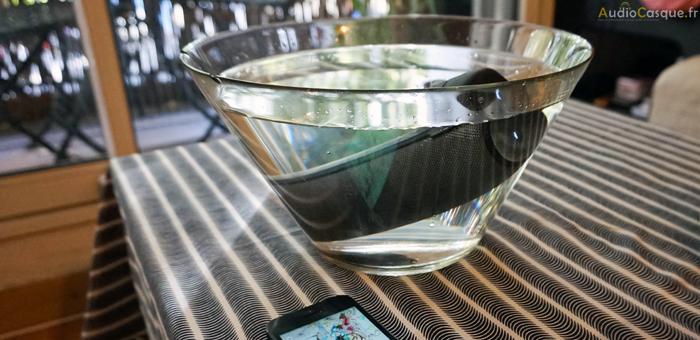 Enceinte Bluetooth waterproof et étanche