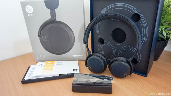Unboxing BeoPlay H2
