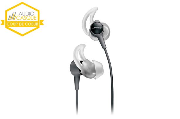 Avis et test Bose SoundTrue Ultra, des écouteurs confortables et performants