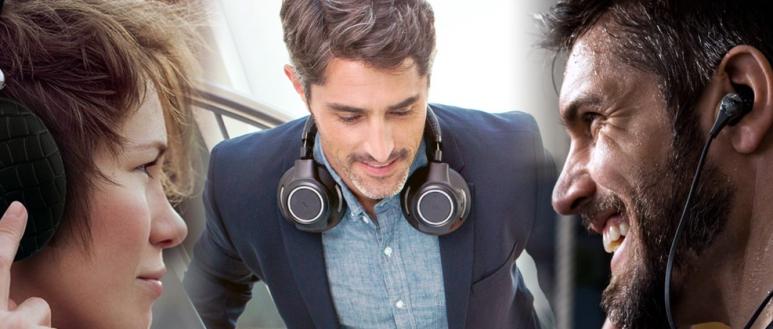 Les meilleurs casques Bluetooth 2017